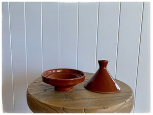 PAYA boutique - Mini Moroccan Tagine - Rich Brown online at PAYA boutique