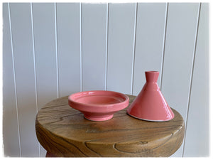 PAYA boutique - Mini Moroccan Tagine - Dusty Rose online at PAYA boutique