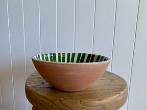 PAYA boutique - Moroccan Ceramic Bowl - Green online at PAYA boutique