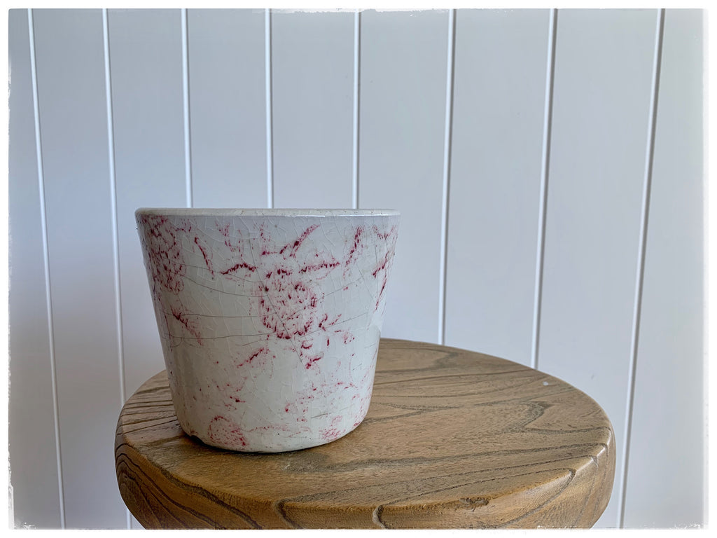 PAYA boutique - Vintage Rose Planter - Large online at PAYA boutique