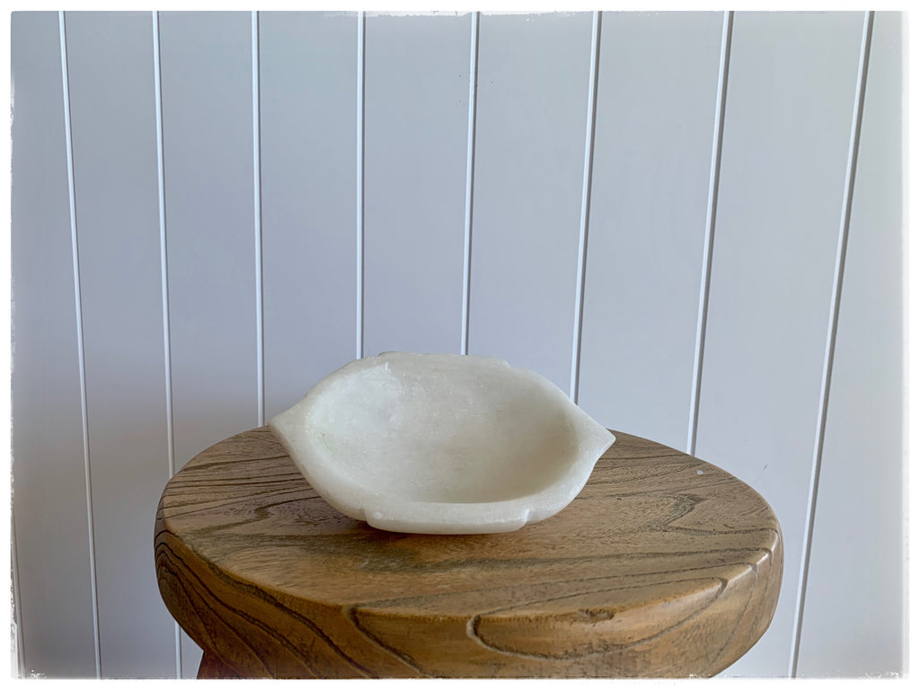 PAYA boutique - Leaf Marble Dish online at PAYA boutique