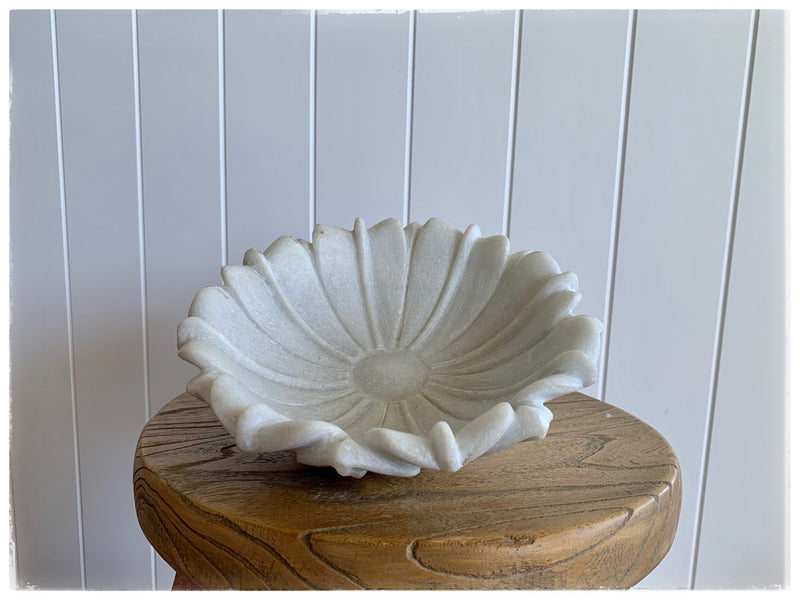 PAYA boutique - Marble Flower Bowl online at PAYA boutique
