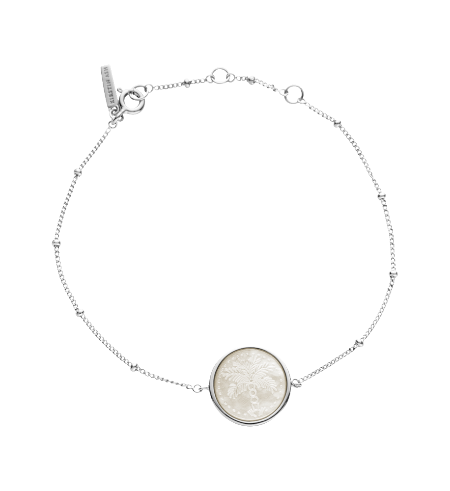 KIRSTIN ASH - Island Palm Bracelet online at PAYA boutique