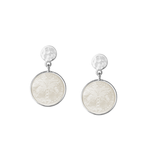 KIRSTIN ASH - Island Palm Earrings online at PAYA boutique