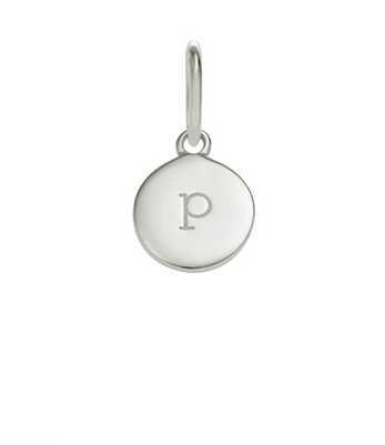 KIRSTIN ASH - Little Kirstin Ash Circle Letter - p online at PAYA boutique