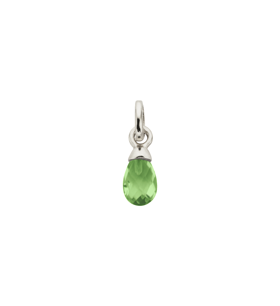 KIRSTIN ASH - Peridot Gemstone Charm online at PAYA boutique
