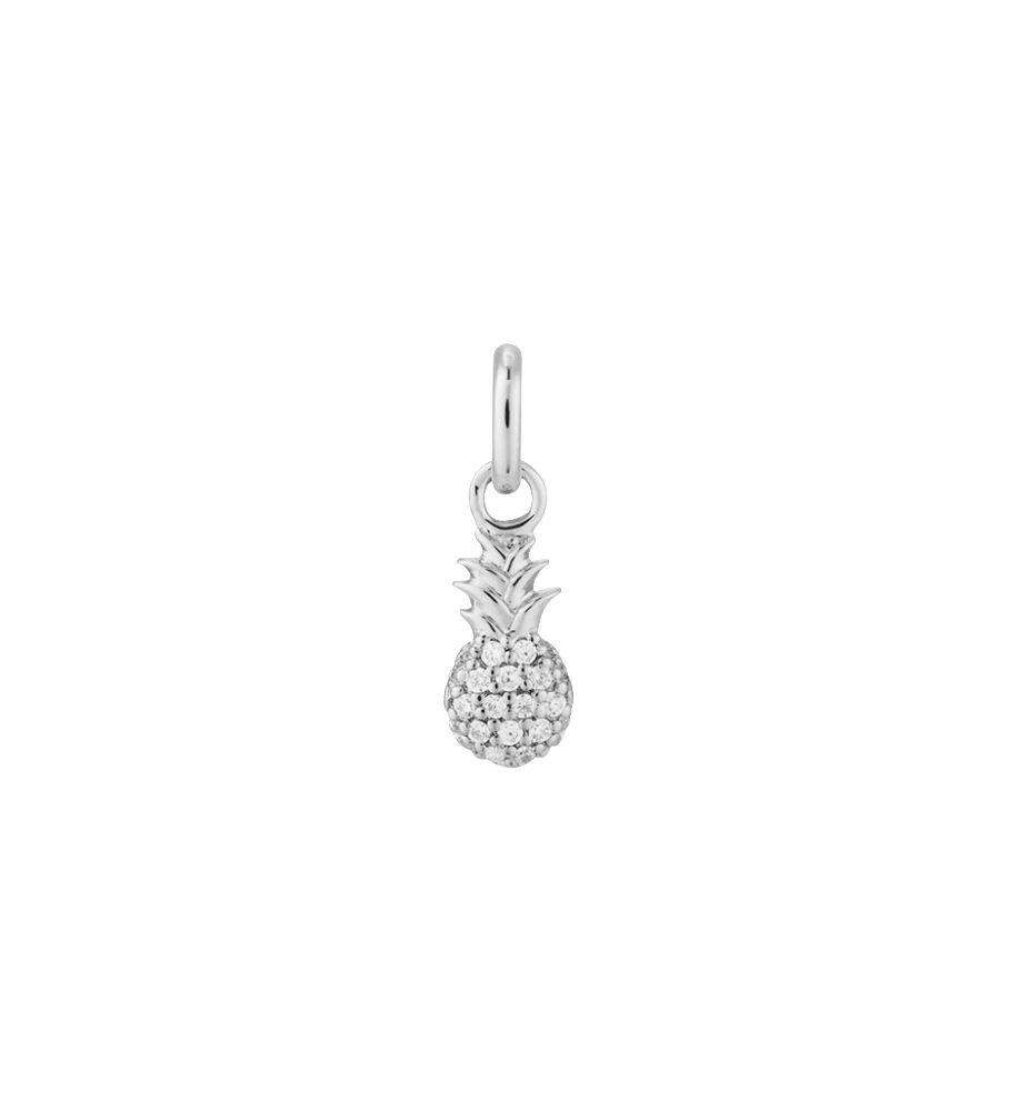 KIRSTIN ASH - Pineapple Crystal Charm online at PAYA boutique