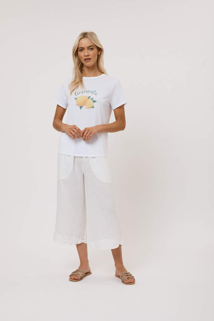 ALESSANDRA - Limonata Tee online at PAYA boutique