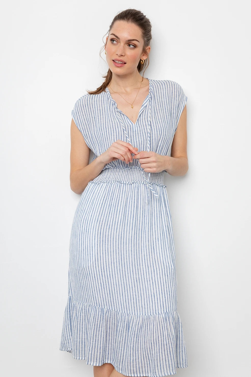 RAILS CLOTHING - Ashlyn Fremont Stripe Dress online at PAYA boutique