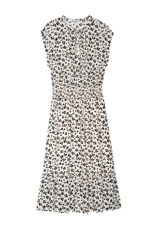 RAILS CLOTHING - Ashlyn Ivory Floral Cheetah Dress online at PAYA boutique