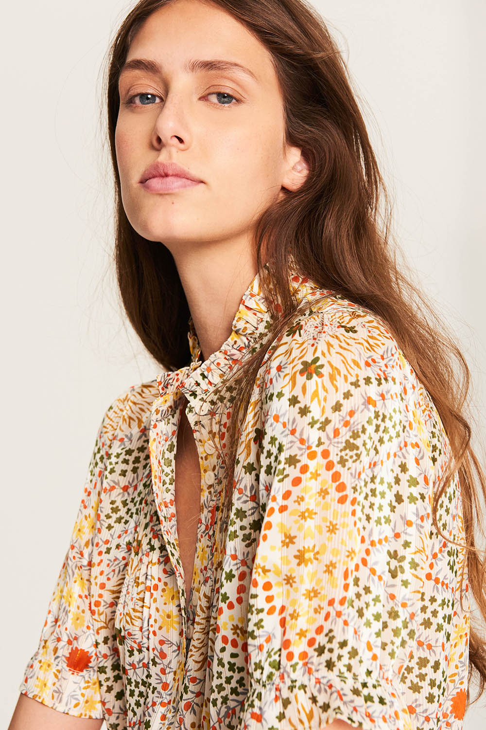 BA&SH CLOTHING - Hippy Shirt online at PAYA boutique