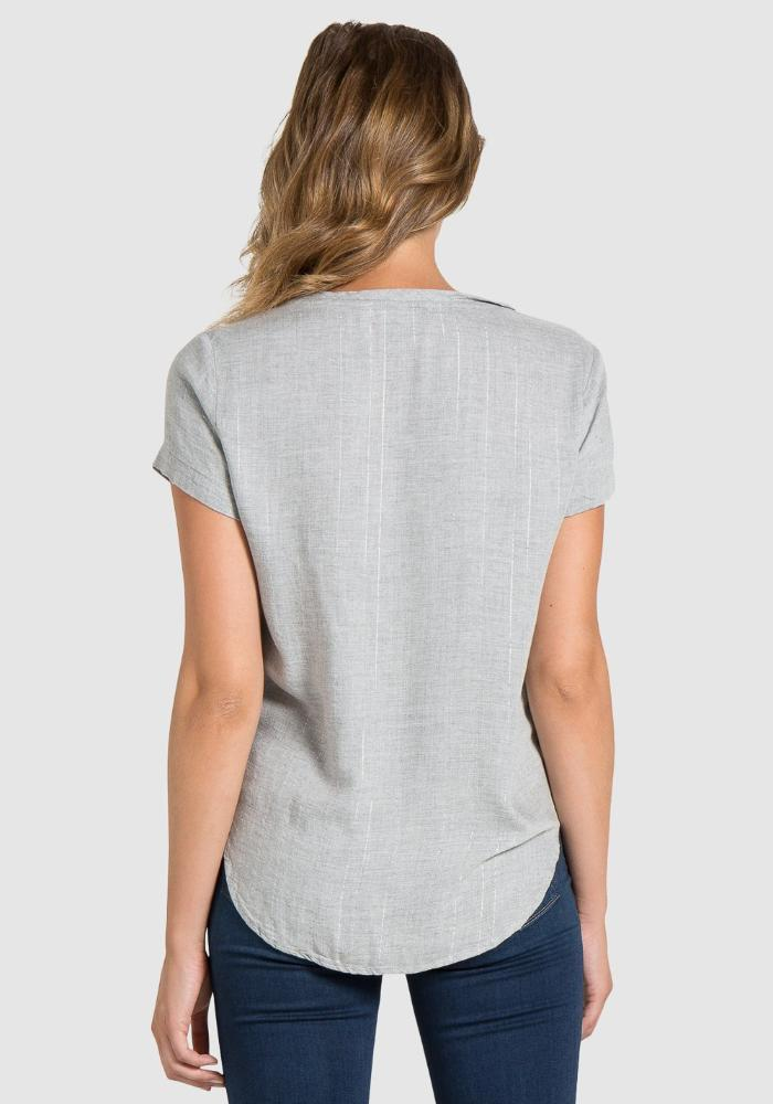 BELLA DAHL - V-Neck Tee online at PAYA boutique