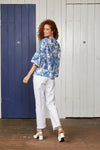BINNY - Coconut Blouse online at PAYA boutique