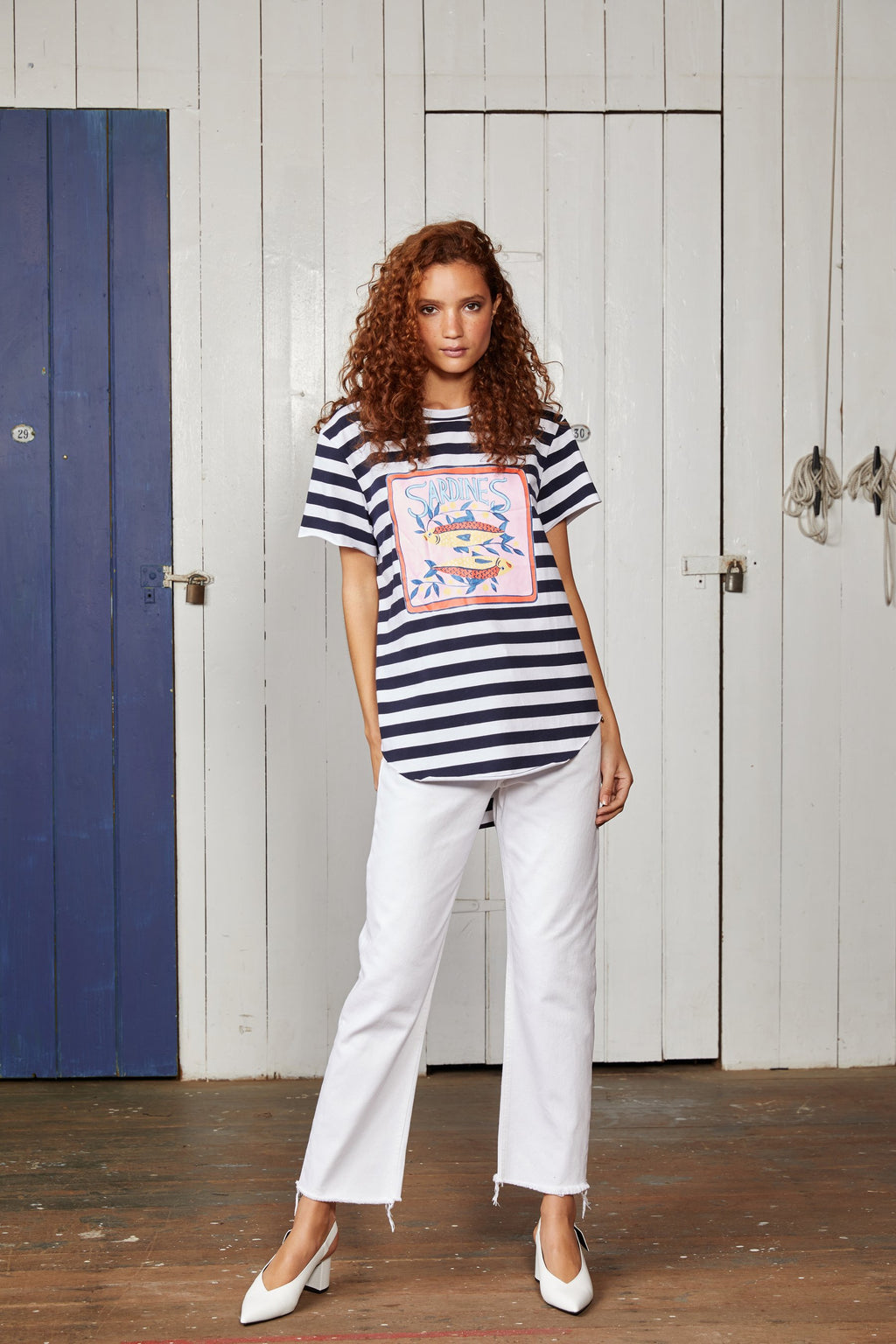 BINNY - The Galley Tshirt online at PAYA boutique