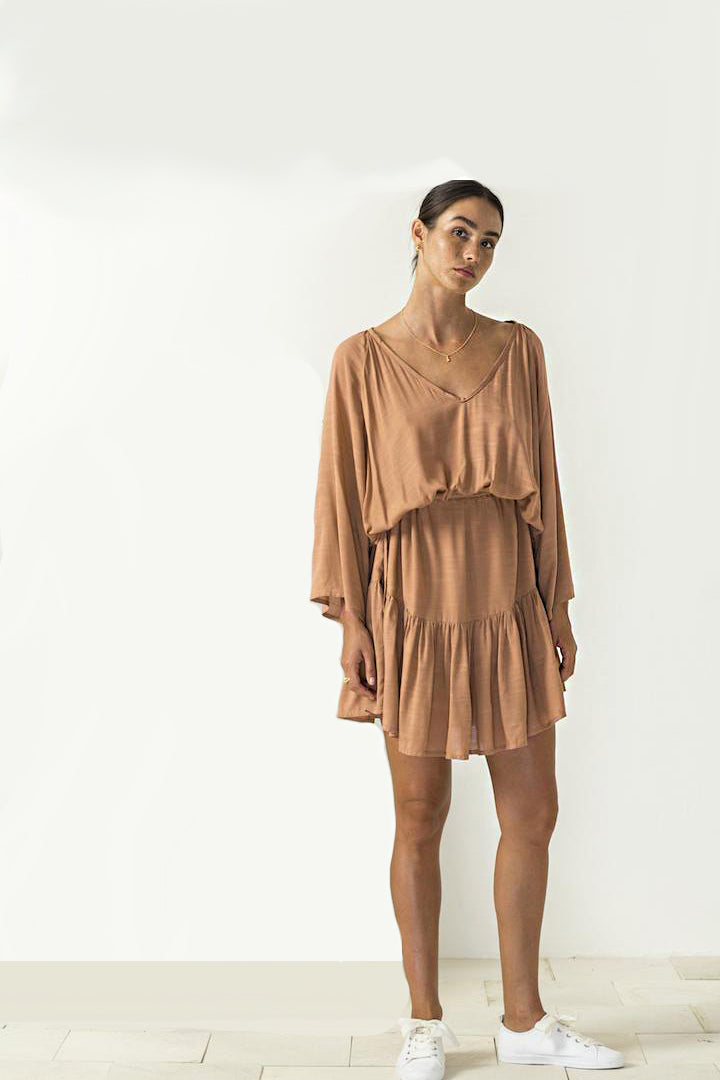 Buy Audrina dress from BIRD AND KITE at PAYA boutique