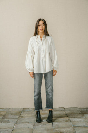 BIRD AND KITE - Henriatta Smock Top online at PAYA boutique