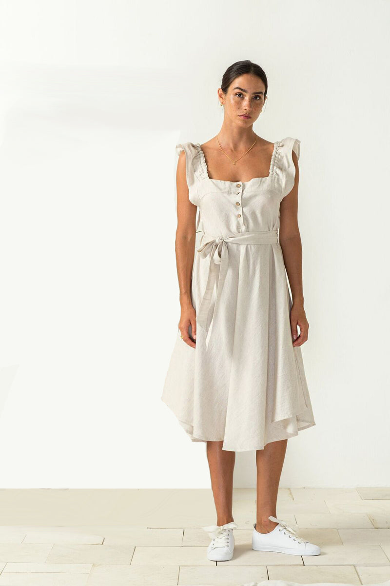 Buy Riviera Dress from BIRD AND KITE at PAYA boutique