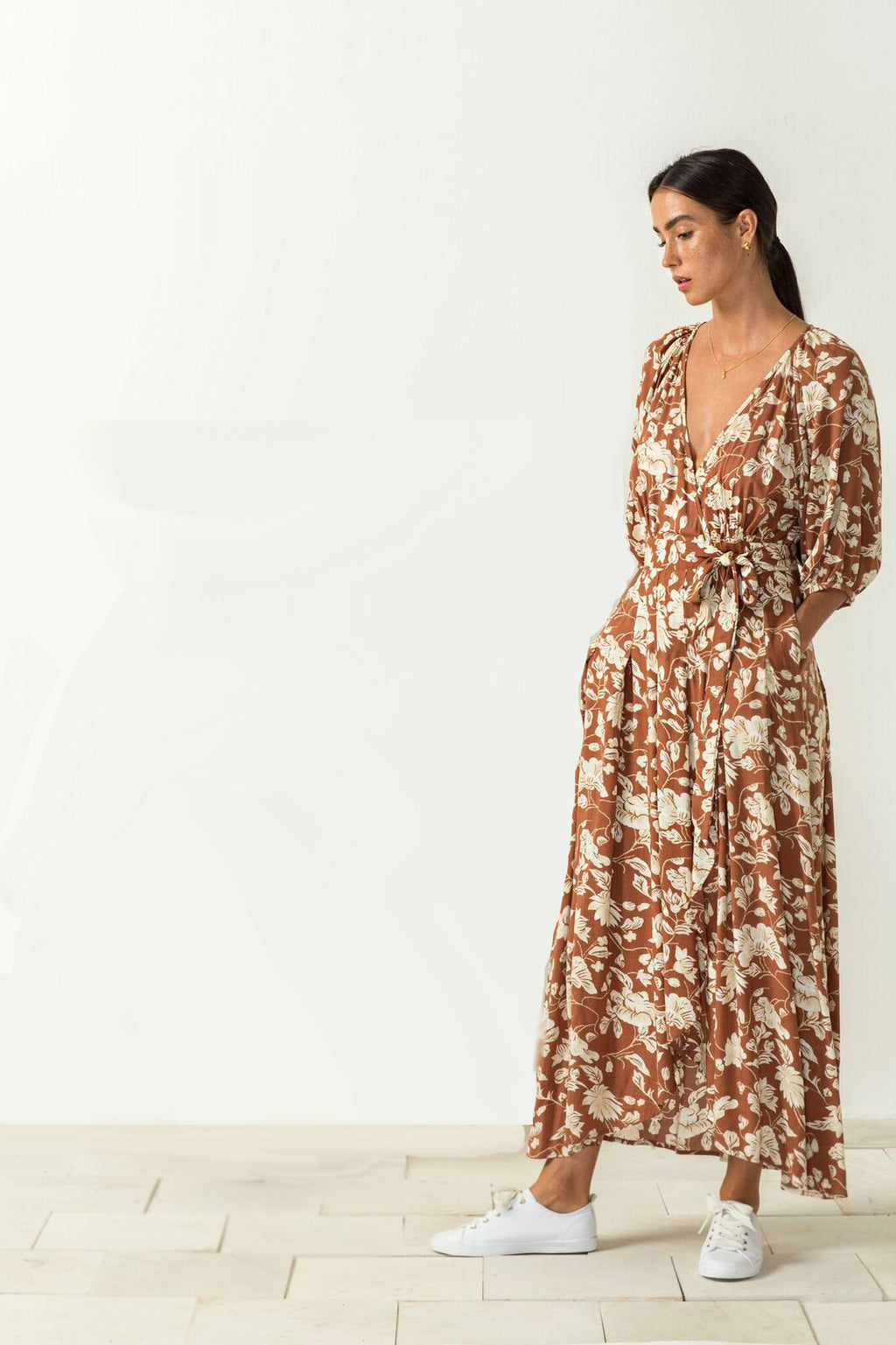 BIRD AND KITE - Bella Vita Wrap Dress online at PAYA boutique