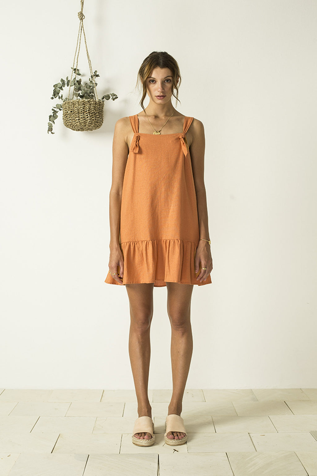 BIRD AND KITE - Lilou Pinafore Dress online at PAYA boutique