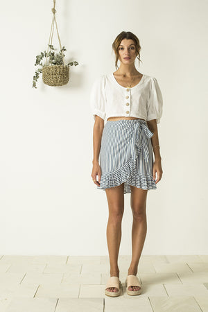 BIRD AND KITE - Mabel Wrap Skirt online at PAYA boutique