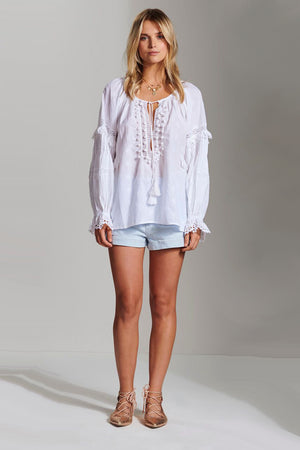 BRIONY MARSH - Claudine Blouse online at PAYA boutique