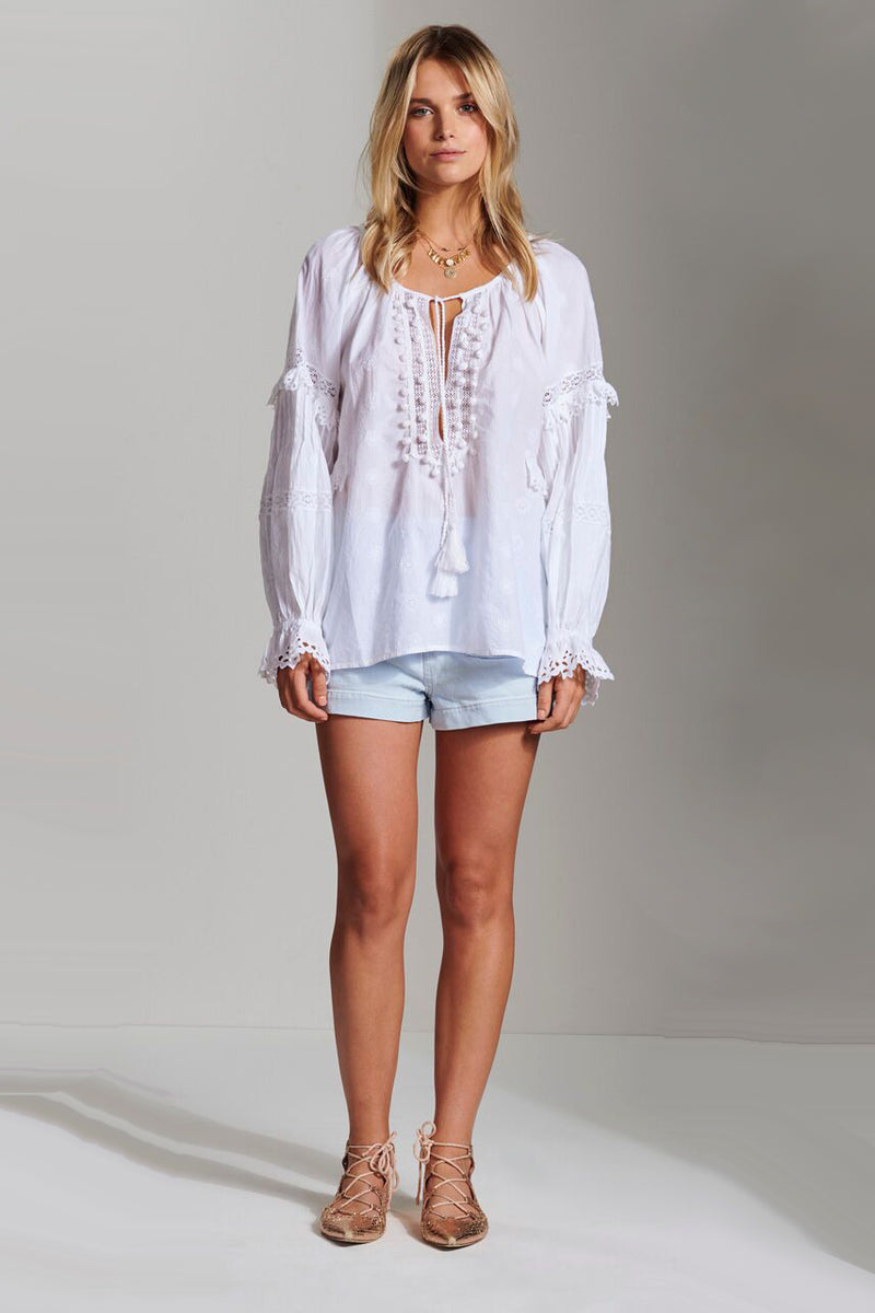 Buy Claudine Blouse from BRIONY MARSH at PAYA boutique