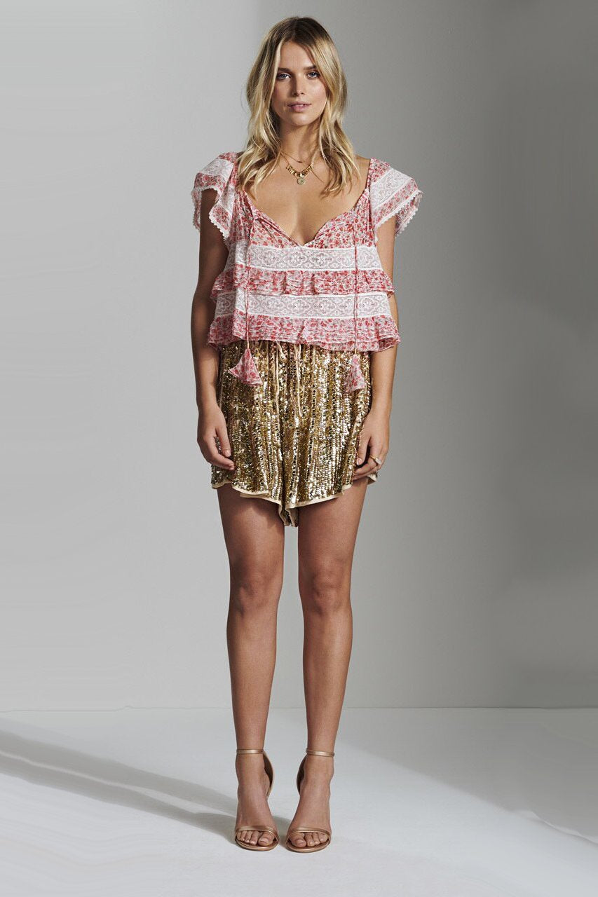 BRIONY MARSH - Ravinia Blouse online at PAYA boutique