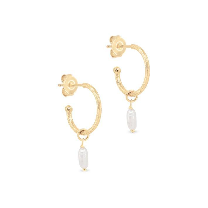 BY CHARLOTTE - Eternal Peace Hoop Earrings online at PAYA boutique