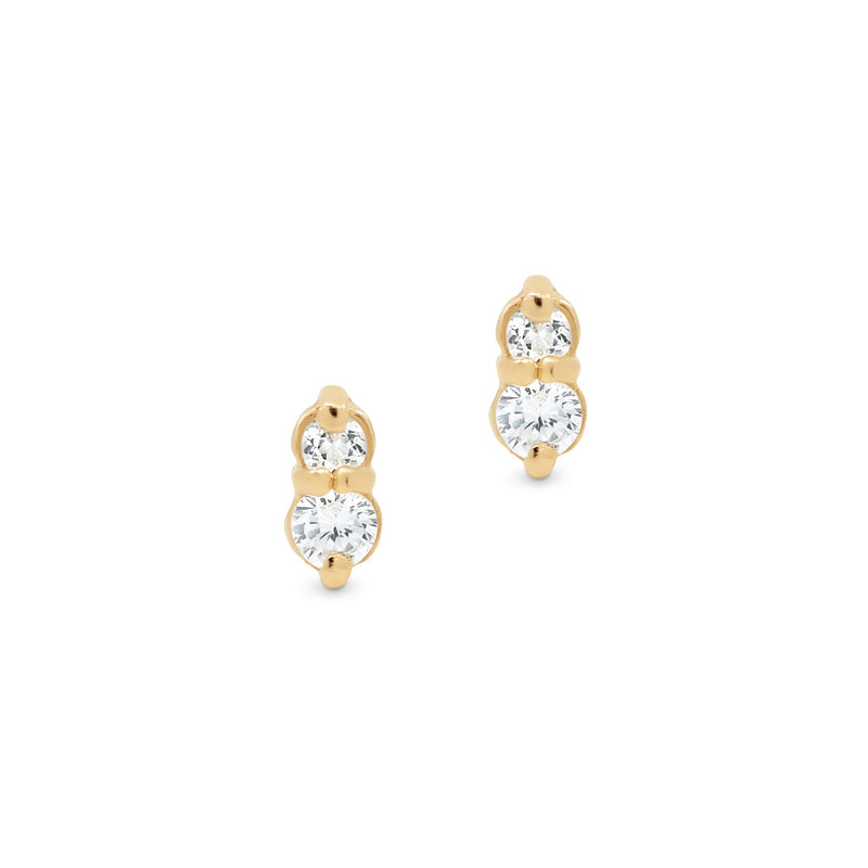 BY CHARLOTTE - Air Stud Earrings online at PAYA boutique