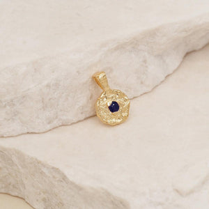 BY CHARLOTTE - September Sapphire Birthstone Pendant online at PAYA boutique