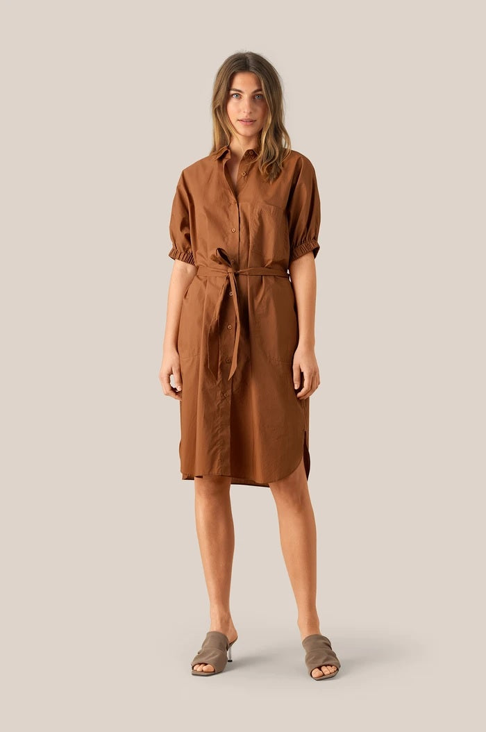 SECOND FEMALE - Carrie Shirt Dress online at PAYA boutique