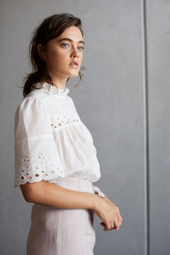 CATHERINE MURPHY - Faith Blouse online at PAYA boutique