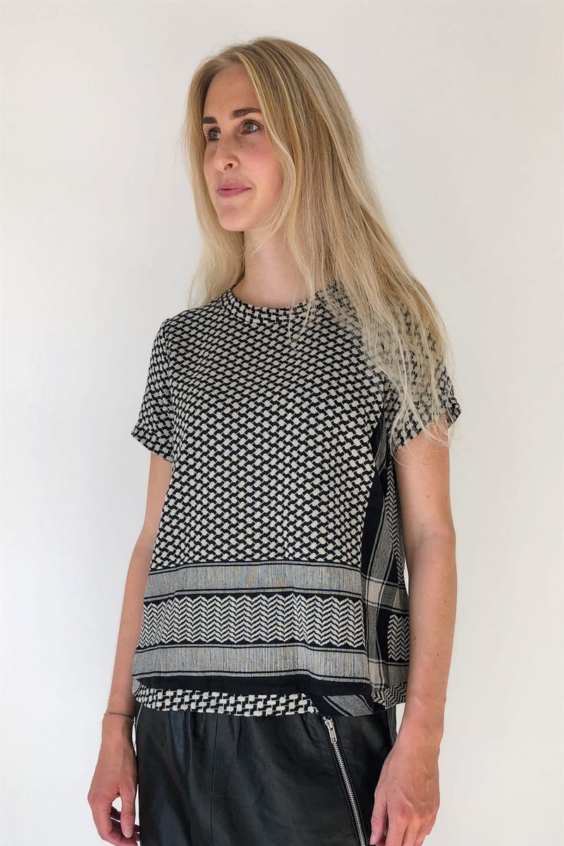 Buy Shirt O Short Sleeve from CECILIE COPENHAGEN at PAYA boutique