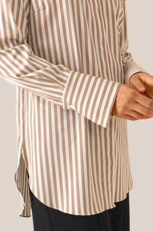 SECOND FEMALE - Dane Stripe Shirt online at PAYA boutique