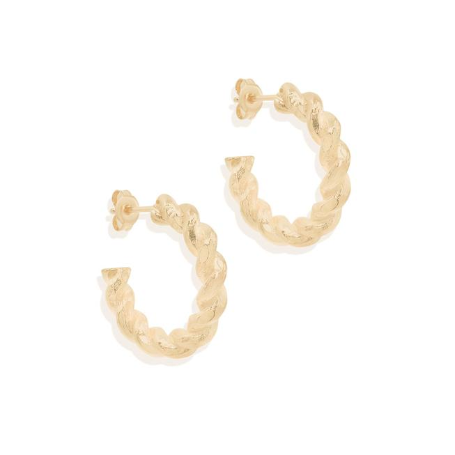 Divine Fate Large Hoop Earrings by By Charlotte jewellery online at PAYA Boutique