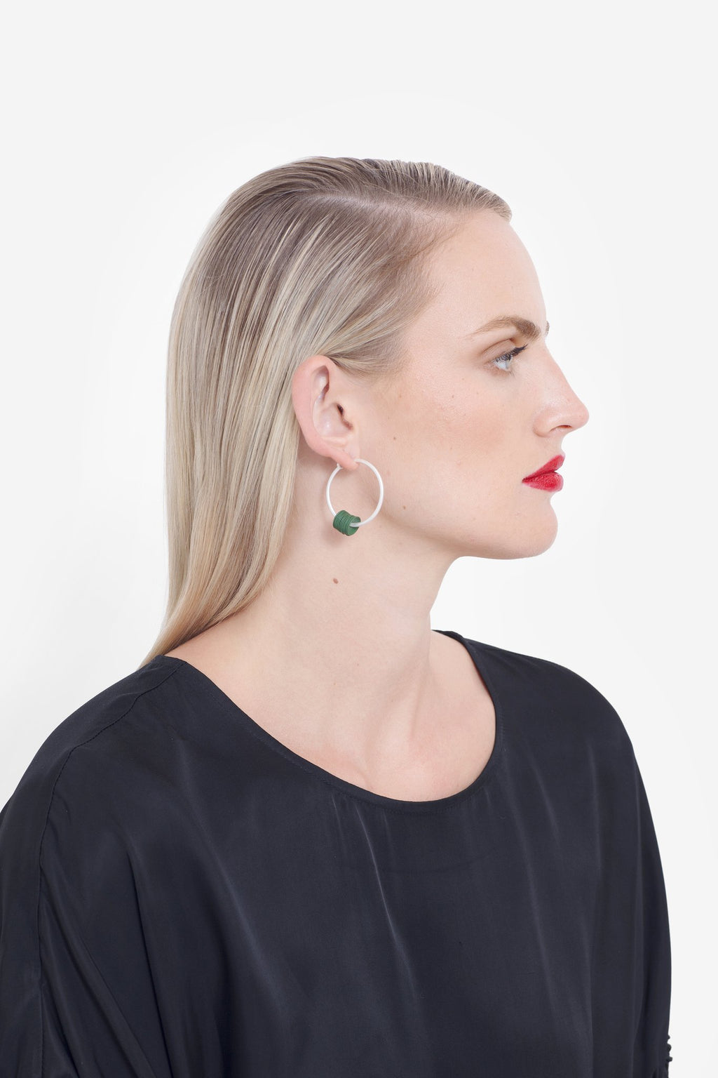 ELK The Label - Lerum Disc Earrings online at PAYA boutique