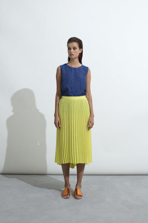 ELK The Label - Tekstur Skirt online at PAYA boutique