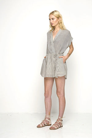 BIRD AND KITE - Ever Faithful Playsuit -Between the Lines online at PAYA boutique