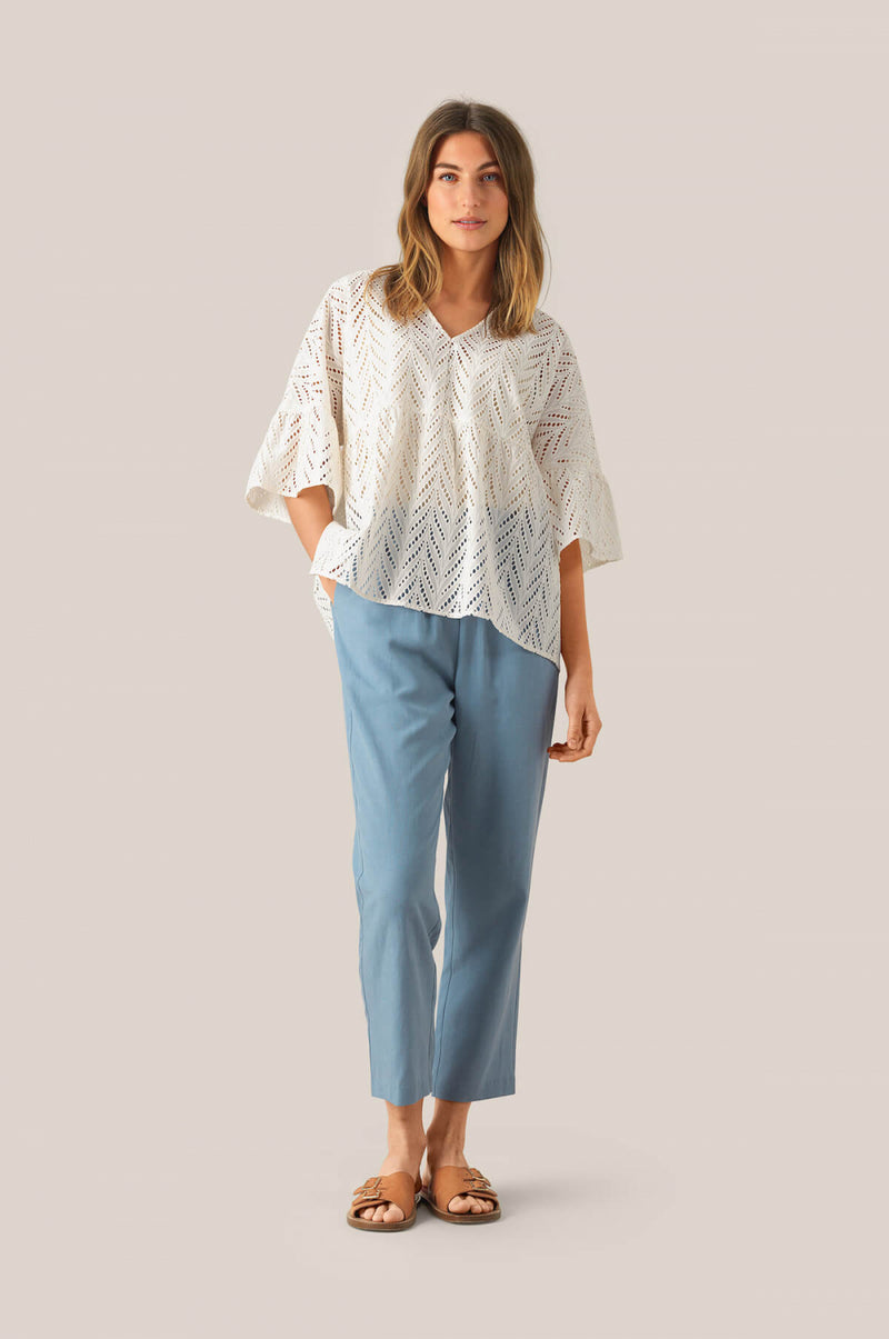 SECOND FEMALE - Faith SS Blouse online at PAYA boutique