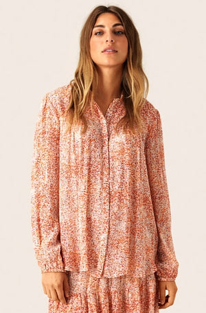 SECOND FEMALE - Floral Shirt online at PAYA boutique