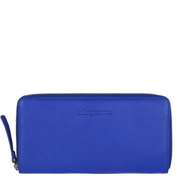 ARLINGTON MILNE - Grace Wallet - Cobalt Blue online at PAYA boutique