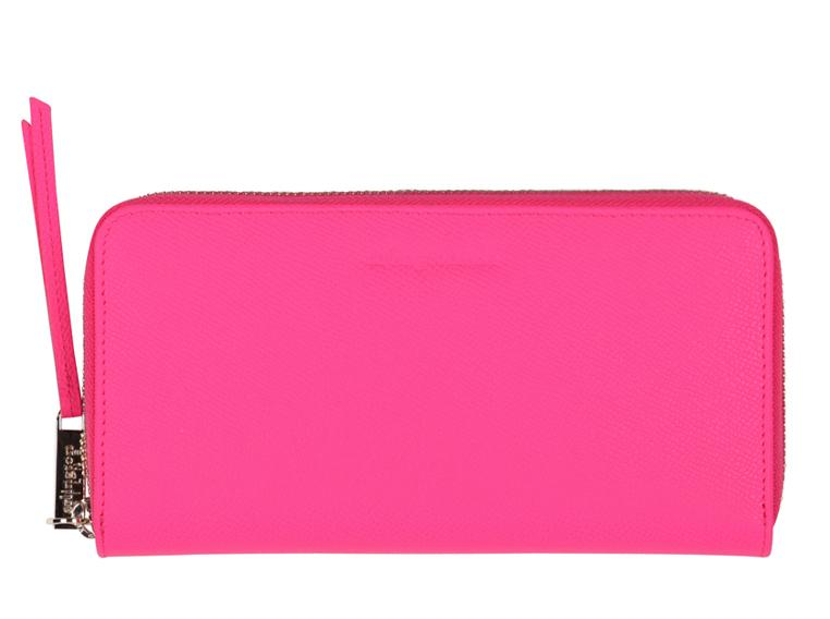 ARLINGTON MILNE - Grace Wallet - Hot Pink online at PAYA boutique