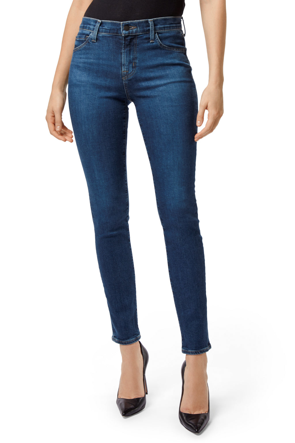 J BRAND - 811 Mid Rise Skinny Pants online at PAYA boutique