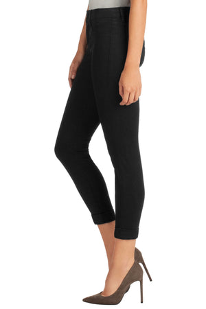 J BRAND - Anja Mid-Rise Cuffed Cropped Skinny Pants online at PAYA boutique