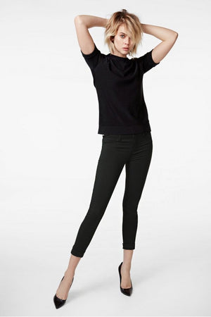 Buy Anja Mid-Rise Cuffed Cropped Skinny Pants from J BRAND at PAYA boutique