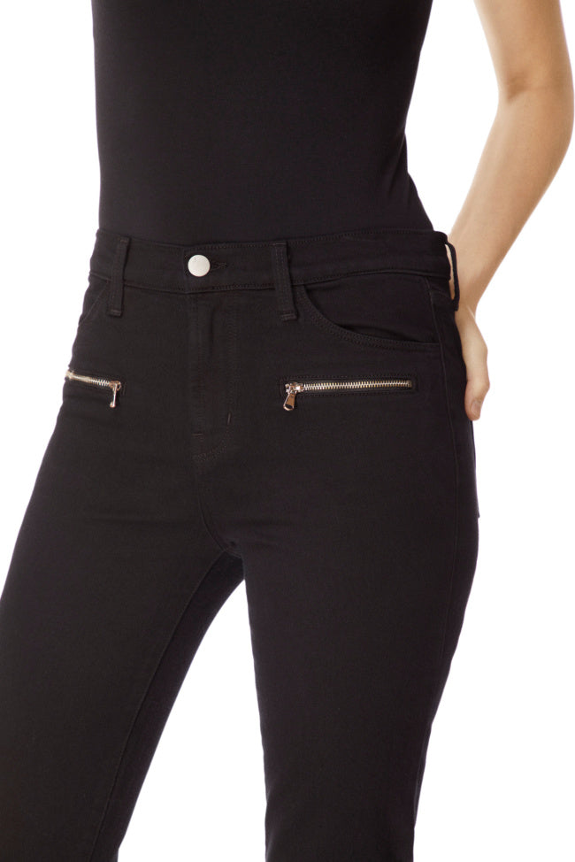 Buy Moto Ruby High Rise Cropped Pants from J BRAND at paya boutique