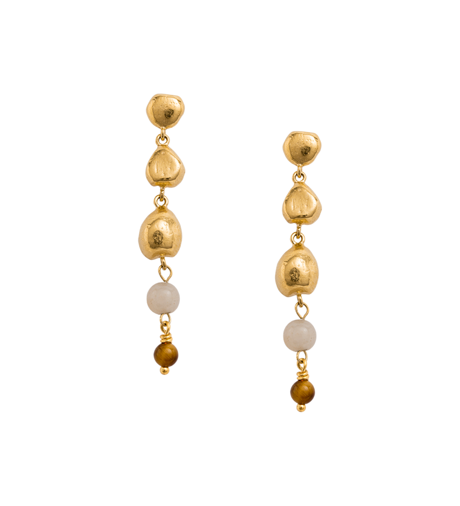 KIRSTIN ASH - Artisan Drop Earrings online at PAYA boutique