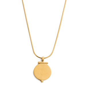 KIRSTIN ASH - Engravable Poem Necklace online at PAYA boutique