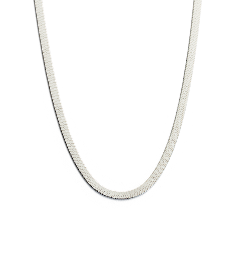 KIRSTIN ASH - Herringbone Chain Necklace online at PAYA boutique