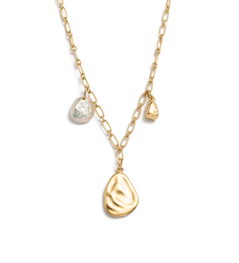 KIRSTIN ASH - Tidal Pearl Necklace online at PAYA boutique